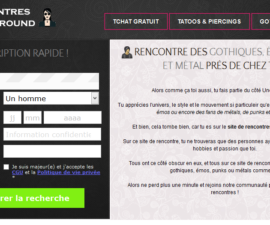 Site de rencontre punk rock